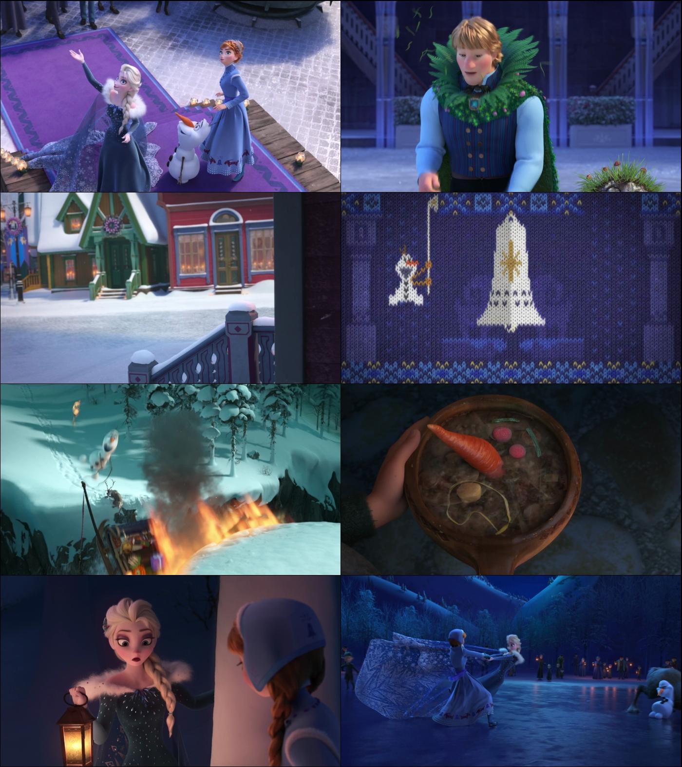 Olaf Otra Aventura Congelada De Frozen 1080p Latino