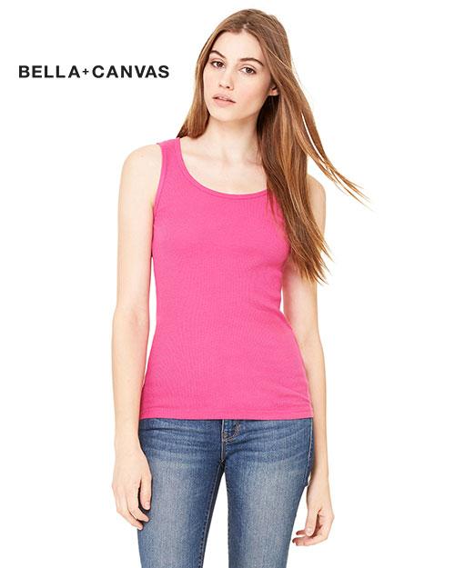 Bella+Canvas 4000 Ladies Rib Tank