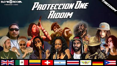 PROTECCIÓN RIDDIM (2016)