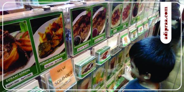 Daftar Menu D'COST Seafood | adipraa.com