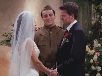 La ciencia explica porqué Monica quería coger con Joey pero se casó con Chandler