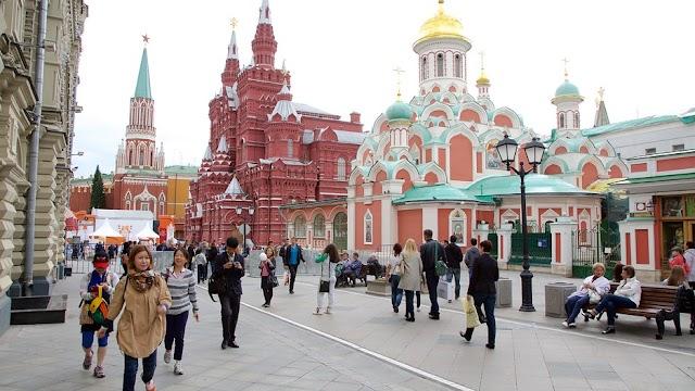 Ab März Mazedonisches Handelszentrum in Moskau