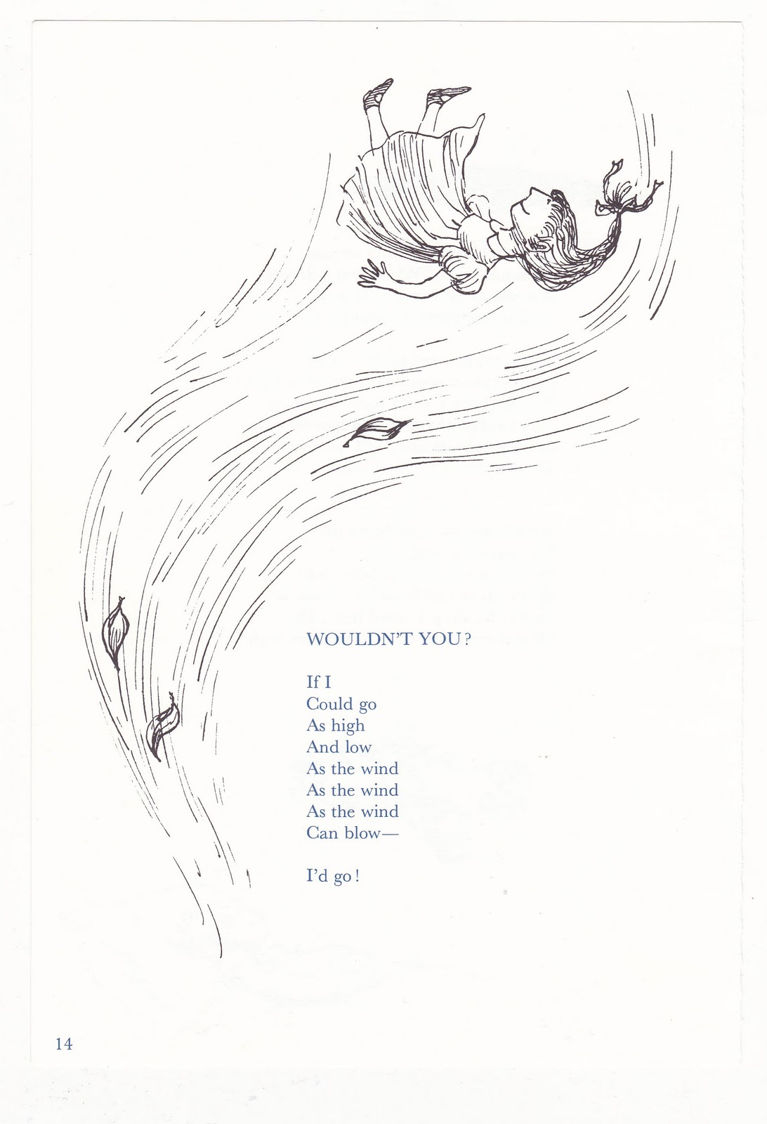 The gallery for --> Shel Silverstein Illustrations Falling Up