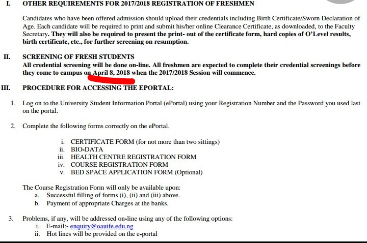 oau resumption palava see the actual truth about everything preog