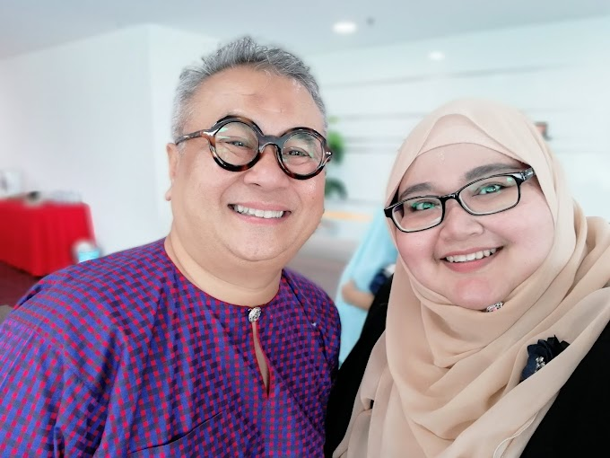 Berjumpa Chef Ismail Di Event Pensonic