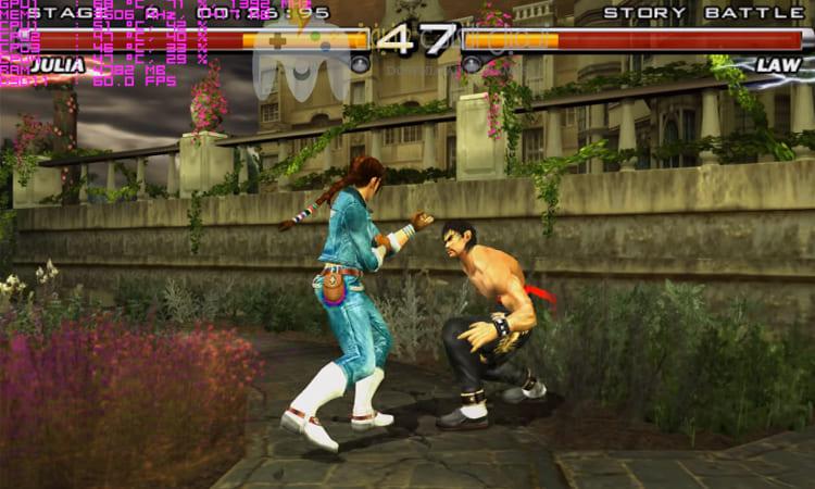 تحميل لعبة Tekken 5 للكمبيوتر