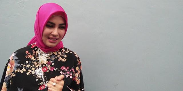Alhamdulillah Kartika Putri Berhijab, Ini Alasannya yang Bikin Merinding