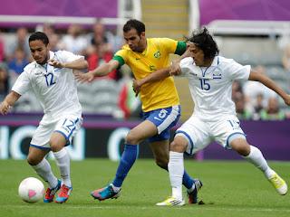 Brazil U23 vs Honduras Sub 23