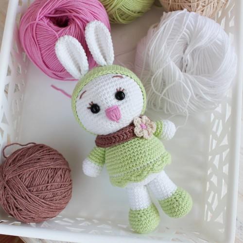 Amigurumi Sunny Bunny - Free Pattern