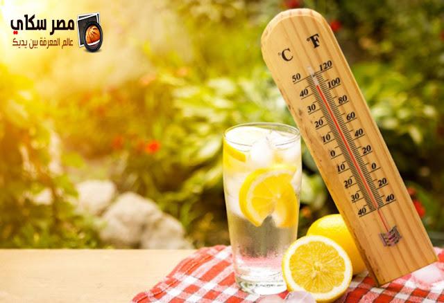 ماهى المشروبات التى يجب تناولها على مدار اليوم فى فصل الصيف ؟