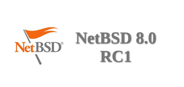 NetBSD 8.0 RC1 banner