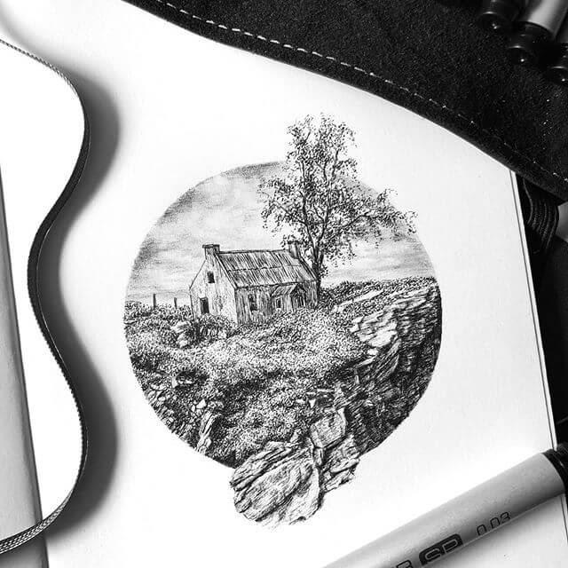 10-Bucolic imagery-Henk-Jan Hospes-www-designstack-co