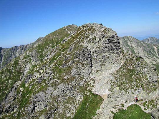 Drobna Kopa (słow. Druhá kopa; 2090 m n.p.m.).