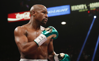 Floyd Mayweather: IRS Claims $22.2 Million Unpaid 2015 Taxes