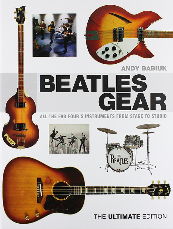 Andy Babiuk, auteur du livre « Beatles Gear : The Ultimate Edition »