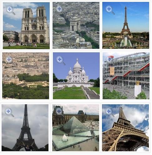 اهم الاماكن السياحية في باريس