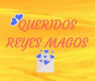 QUERIDOS REYES MAGOS. Texto