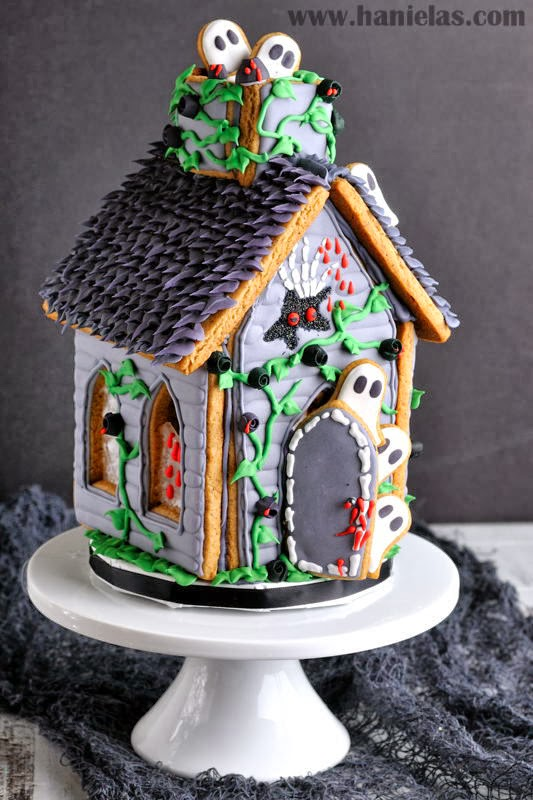 Haunted Made Cupcakes House