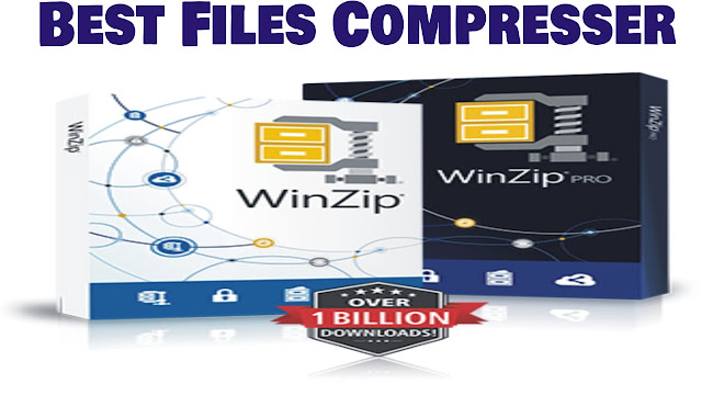 Best Files Compression Tool For Windows And Android