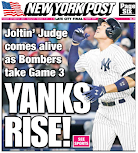 Yanks on a roll
