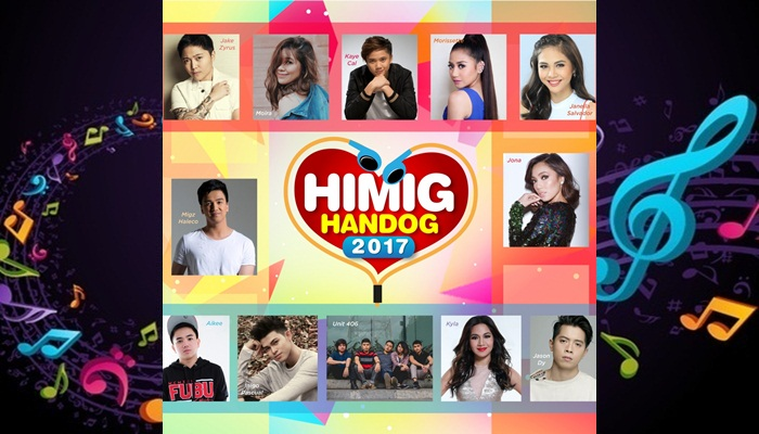 Various Artists - Himig Handog (2017) Album - MusicViewsPH   Download Free Pinoy Music Albums ...