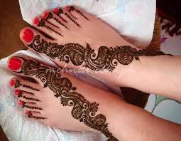 Attractive & Beautiful Hd Desgin Of Mehandi 63
