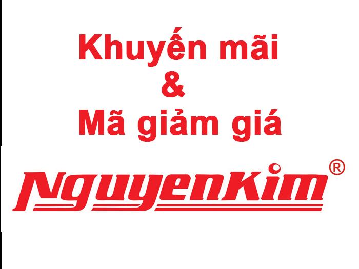 Mã giảm giá Nguyenkim.com (Voucher, coupon, phiếu mua hàng) tháng 5-2016