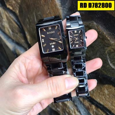 Đồng hồ cặp đôi Rado RD Đ782800