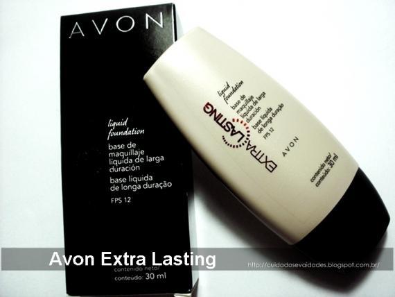 Base Extra Lasting Avon