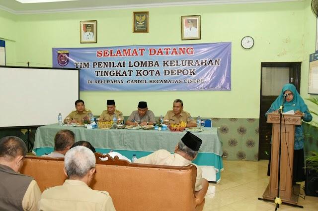 Walikota Buka Lomba Penilaian Kinerja Kelurahan