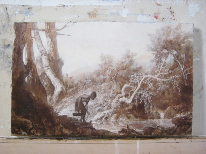 erik koeppel grisaille to color in 3 hours
