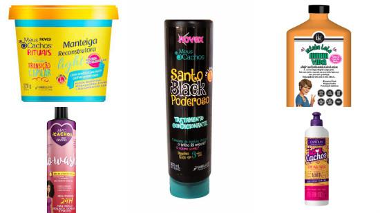 produtos de cabelo baratos para no poo