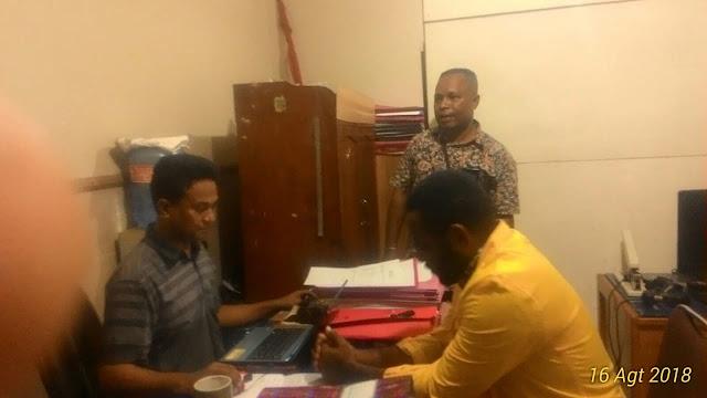 Ditangkap Polisi, Presiden Mahasiswa Uncen Diperiksa di Polresta Jayapura