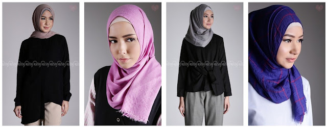 Hijab Edgy Style