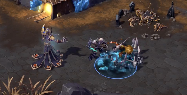 Kel'Thuzad llega a Heroes of the Storm