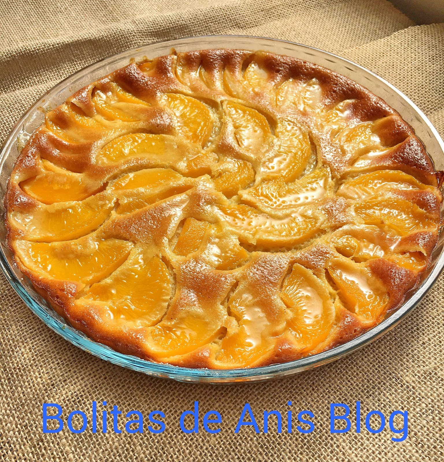 Bolitas de an s tarta de melocot n en almibar - Como hacer melocoton en almibar ...