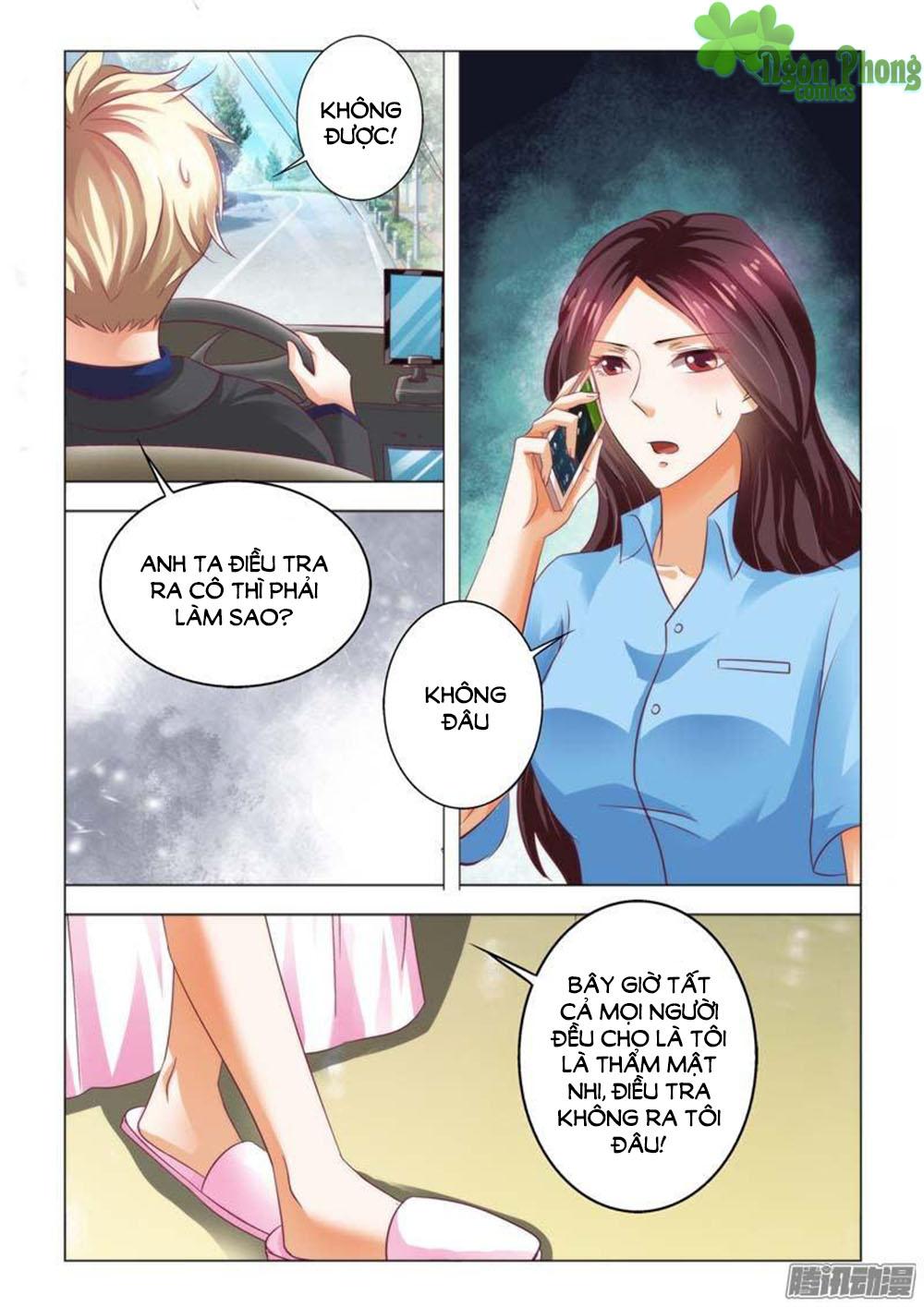 Hào Môn Tiểu Lão Bà – Chap 92