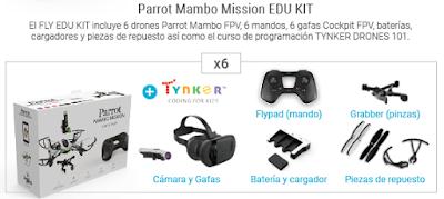 http://www.campuspdi.com/pack-parrot-mambo-fpv-edu-kit-con-curso-tynker-ref-pf727108-p-15-50-20256-o-1/