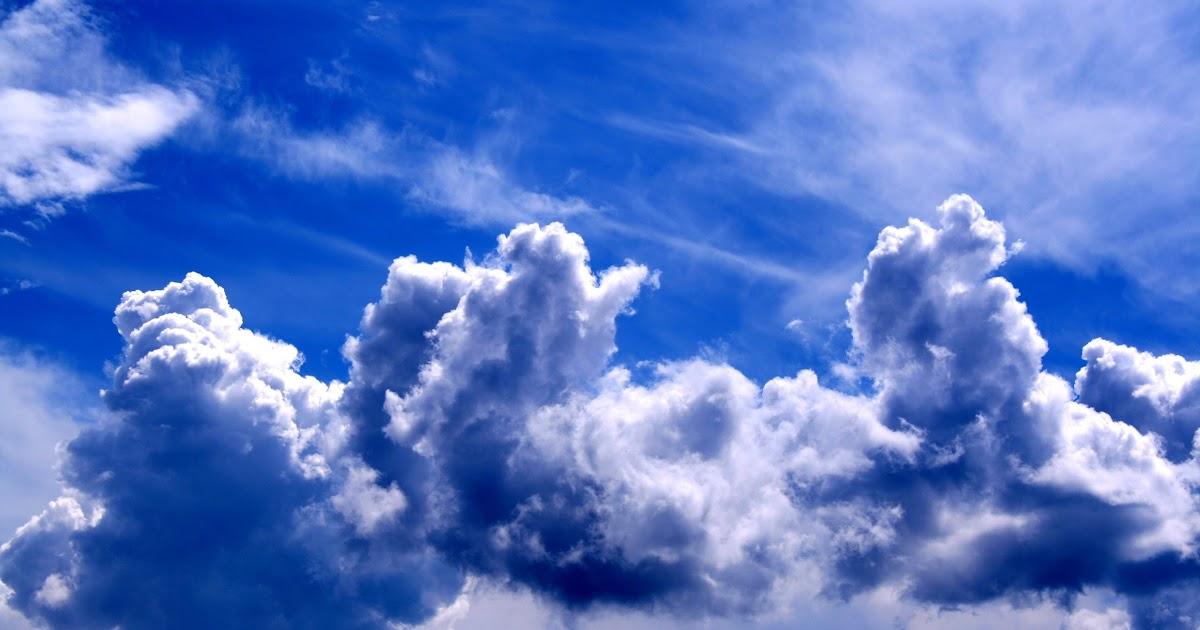 Fotos E Imagenes Cielo Azul Con Nubes: Fotos E Imagenes: Cielo Azul Con Nubes