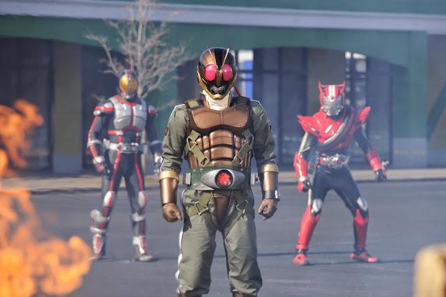 Kamen Rider #4 (YonGou) Sub Indo Film