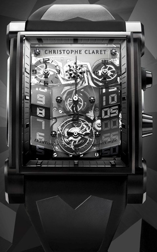 Christophe Claret DualTow Night Eagle