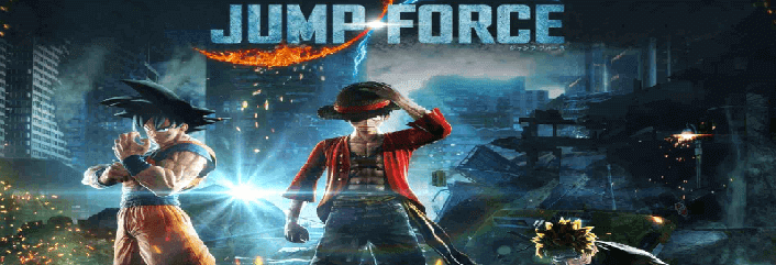 تحميل لعبة jump force للكمبيوتر مجانا مضغوطة برابط مباشر