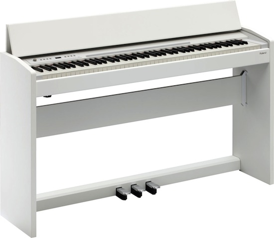 az piano reviews review roland f120 rp301 digital pianos same pianos with different. Black Bedroom Furniture Sets. Home Design Ideas