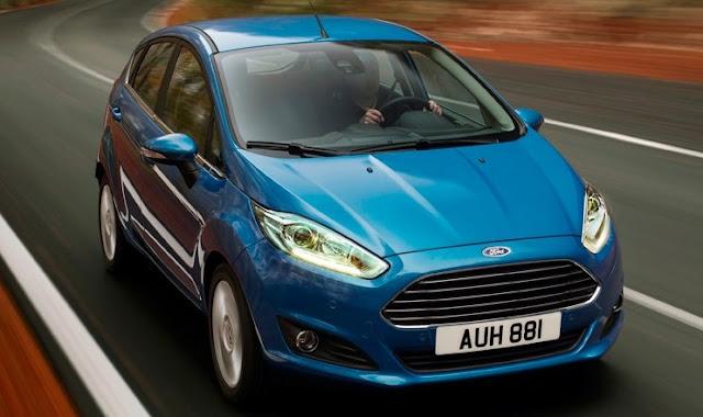 Ford Fiesta Ecoboost đam mê của bạn khẳng định đẳng cấp của bạn