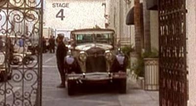 Isotta Fraschini de 1929 en Mulholland Drive