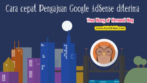 Cara Banding Google AdSense