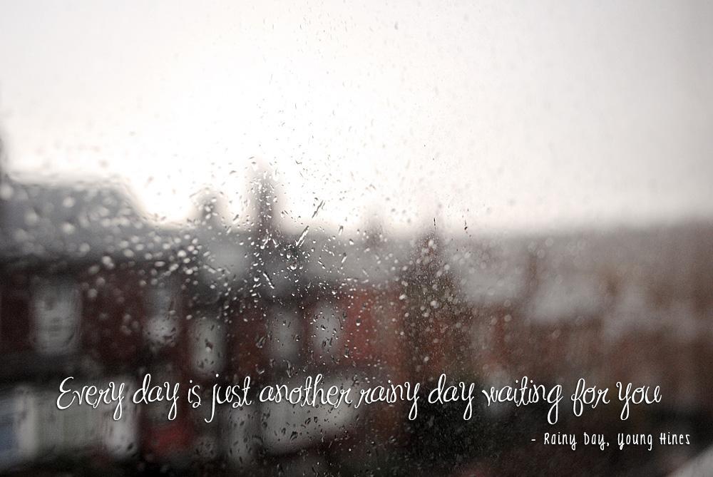 Gloomy Fall Wallpaper Rainy Day Romantic Quotes Quotesgram