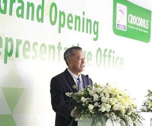 จระเข้เล็งขยายตลาดสู่เอเชียตะวันออกเฉียงใต้ บุกเปิดสำนักงานหลักที่ลาว หวังเป็นเจ้าตลาดวัสดุก่อสร้าง