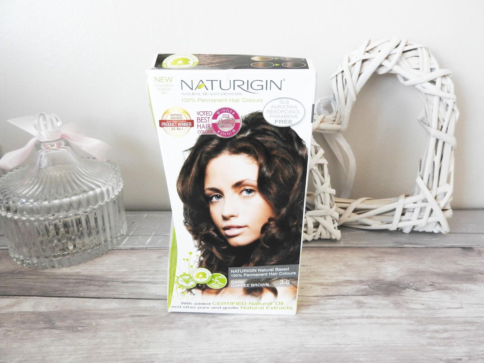 From Sarah Lex All Natural Hair Dye From Naturigin
