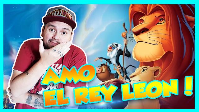 ✅ PORQUÉ nos gusta EL REY LEÓN ?! 😃  | THE LION KING